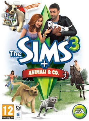 The Sims 3 Plus Animali & Co (gioco+exp)
