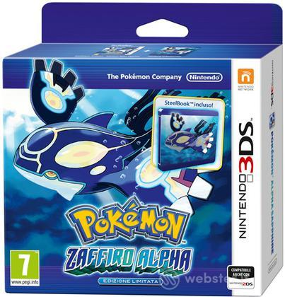 Pokemon Zaffiro Alpha Limited Ed.