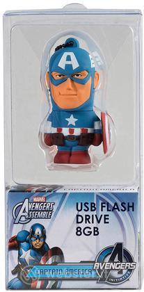 TRIBE USB Key Capt. America 8Gb