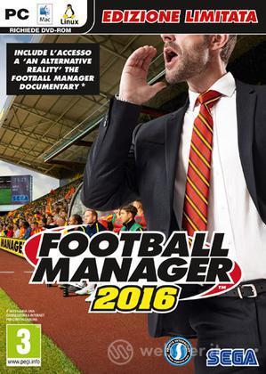 Football Manager 2016 Ltd. Ed.