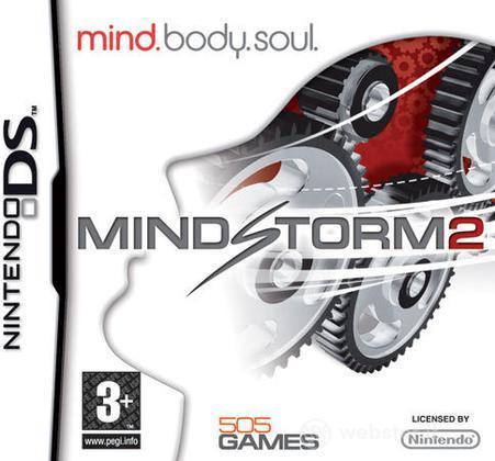 Mind, Body & Soul: Mindstorm 2
