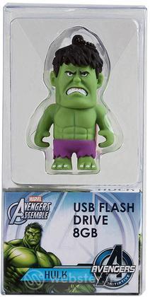 TRIBE USB Key Hulk 8Gb