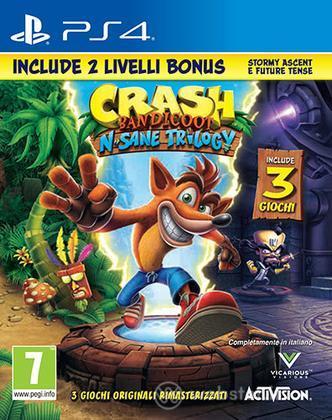 Crash Bandicoot N.Sane Trilogy 2.0