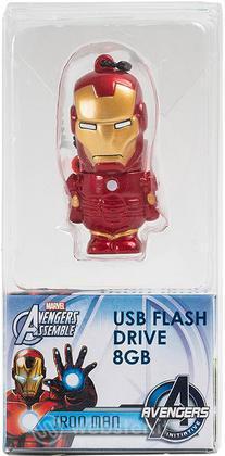 TRIBE USB Key Iron Man 8Gb