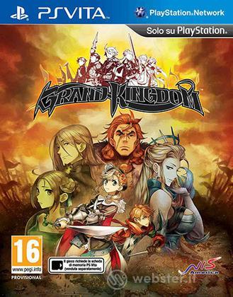 Grand Kingdom Standard Edition