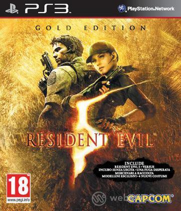 Resident Evil 5 GE