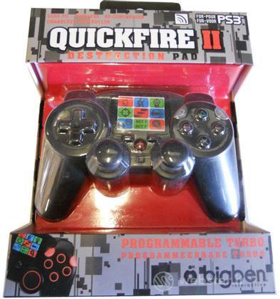BB Controller  Rf Quickfire PS3