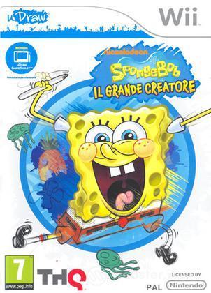 Spongebob: Il Grande Creatore - uDraw