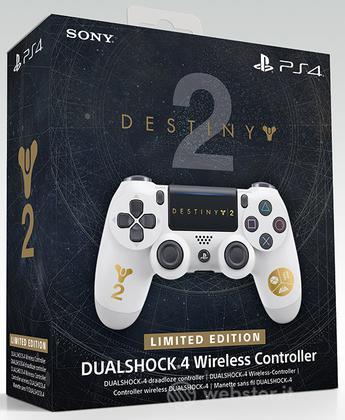 Sony Ctrl Dualshock Destiny 2 Ltd.Ed. v2