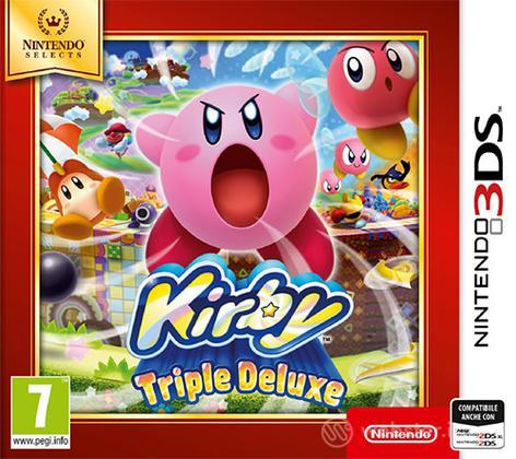 Kirby Triple Deluxe Select
