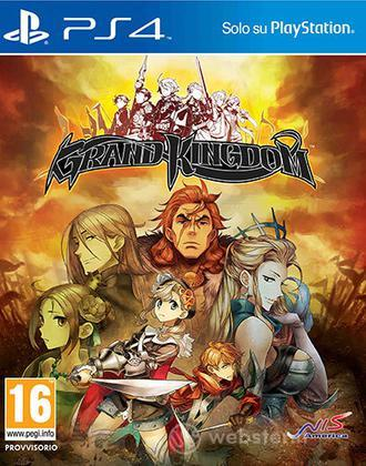 Grand Kingdom Day1 Edition