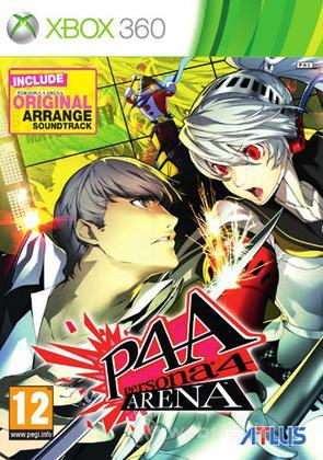Persona 4 Arena Limited Ed.