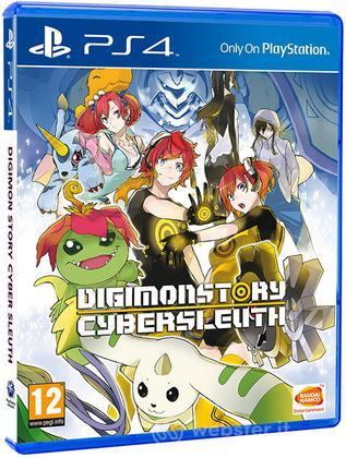 Digimon Cyber Sleauth
