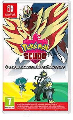 Pokemon Scudo + Expansion Pass