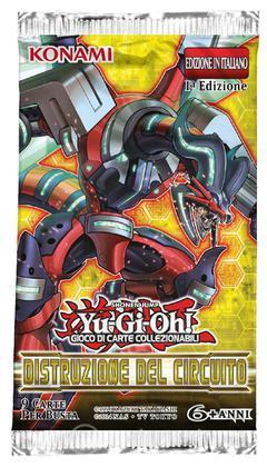 Yu-Gi-Oh! Distruzione del circuito busta