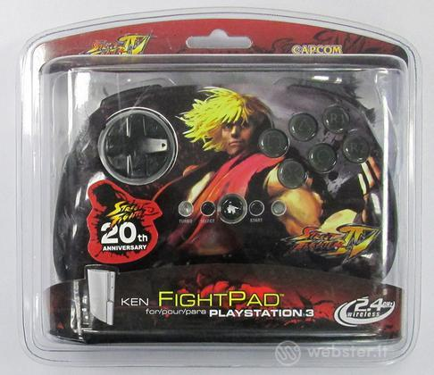 PS3 FIGHT PAD PRO KEN