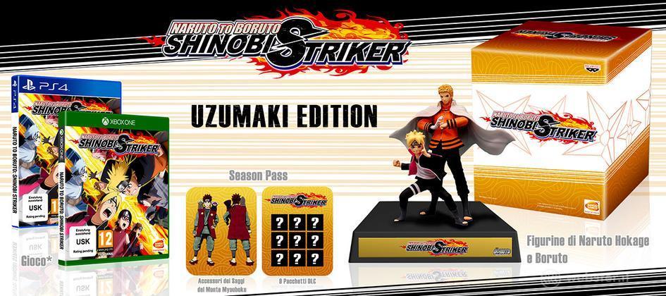 Naruto Boruto Shinobi Striker Uzumaki Ed