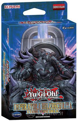 Yu-Gi-Oh! Str. Deck Imperatore Oscurita'