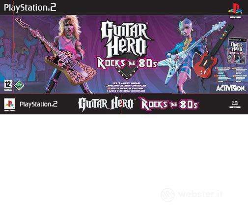 Guitar Hero Rock 80'S Bundle