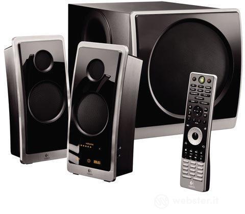 LOGITECH PC Speakers Z-Cinema 2.1 SSS
