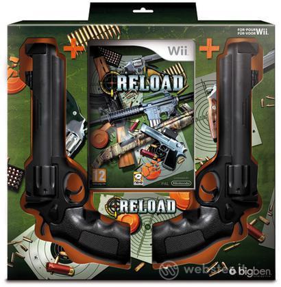 Reload + 2 pistole