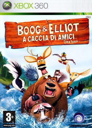 Open Season Boog & Elliot a caccia di A.