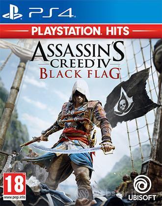 Assassin's Creed 4 Black Flag PS Hits