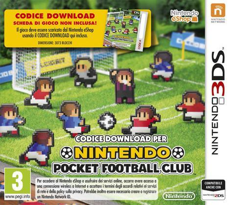 Pocket Football Club (codice download)