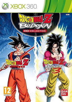 Dragon Ball Z Budokai 1-3 HD (UK)