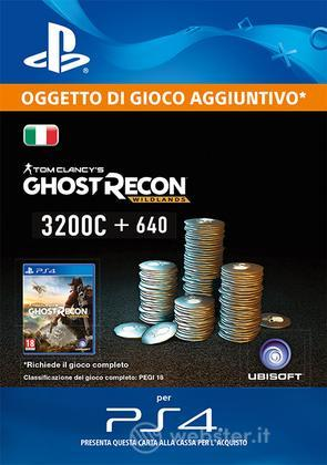 Ghost Recon Wild. Pack Credit Medio 3840