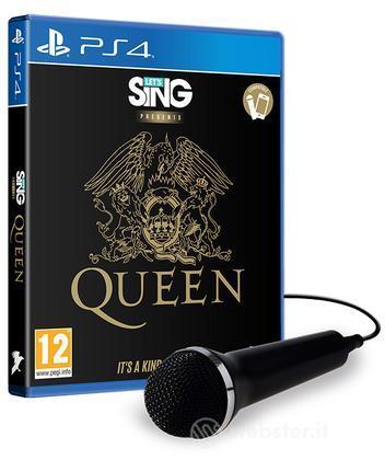 Let's Sing Queen + 1 Mic