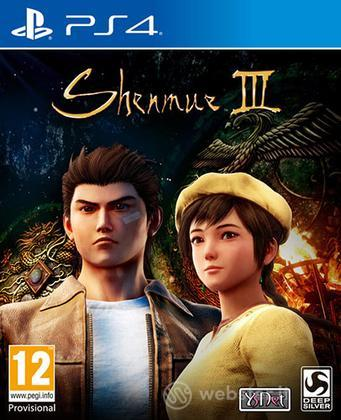 Shenmue III D1 Edition