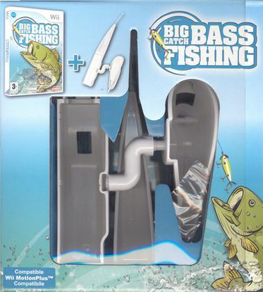 Big Catch Bass Fishing + Canna