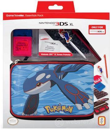 BB Kit Essential Pokemon 3DS XL