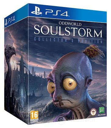 Oddworld: Soulstorm Collector Edition