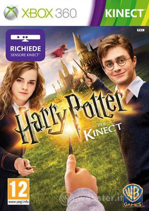Kinect Harry Potter