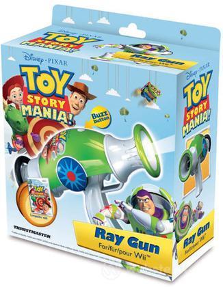 Toy story mania + gun