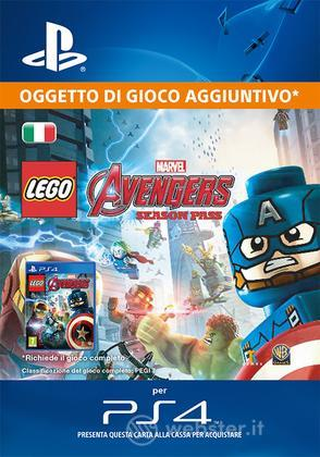 Season Pass LEGO Marvel's Avengers