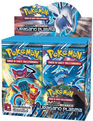 Pokemon Nero&Bianco:Uragano Plasma busta