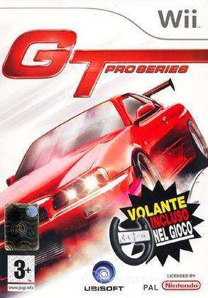 GT Pro Series + WII Drive