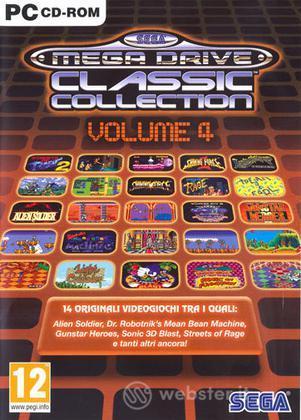 Sega Mega Drive Coll. Vol.4