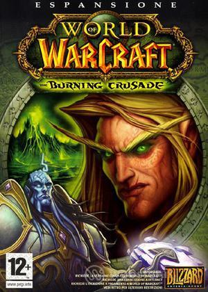 Burning Crusade - Add On World of Warcraft