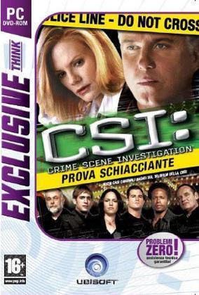 CSI 4 Hard Evidence