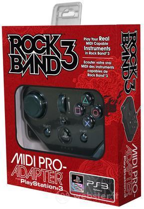 MAD CATZ PS3 Midi ProAdapter Rock B3