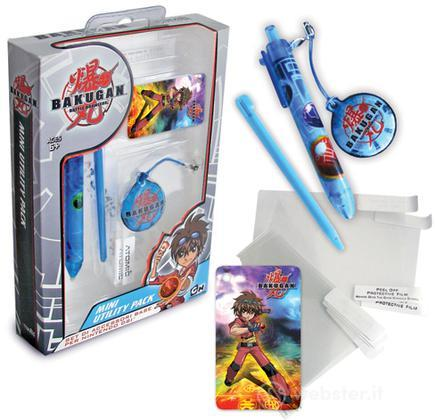 DSi Bakugan Dan Mini Utility Pack