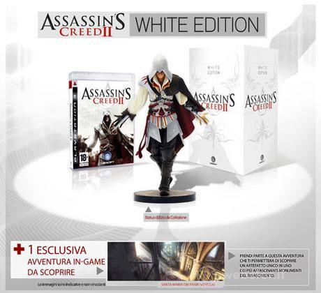 Assassin's Creed 2 White Edition