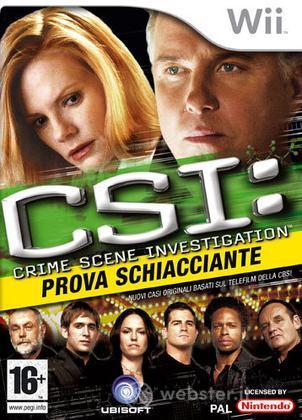 CSI 4: Prova Schiacciante