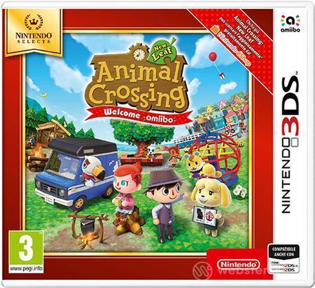 Animal Crossing NL+Welcome Amiibo Select