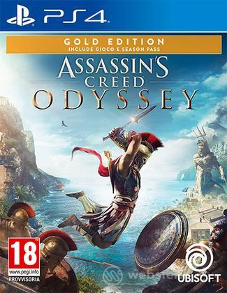 Assassin's Creed Odyssey Gold Edition