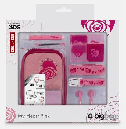 BB Pack Pink 3DS